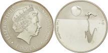 World Coins - Australia, 1 Dollar, 2010, Royal Australian Mint, MS(65-70), Silver