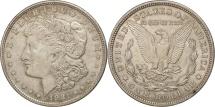 Us Coins - United States, Morgan Dollar,1921, U.S.,Philadelphia, EF(40-45), KM 110