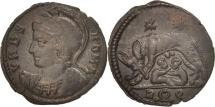 Ancient Coins - City Commemoratives, Follis, Rome, AU(55-58), Bronze, RIC:354