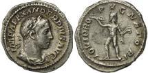 Ancient Coins - Severus Alexander, Denarius, Rome, AU(50-53), Silver, RIC:235