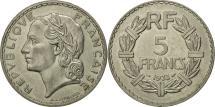World Coins - France, 5 Francs, 1933, Paris, MS(63), Nickel, KM:E65, Gadoury:760