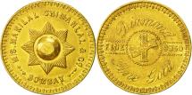 World Coins - INDIA-BRITISH, Tola, 1960, Bombay, EF(40-45), Gold, KM:45