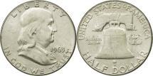 Us Coins - United States, Franklin Half Dollar, 1963, U.S. Mint, Philadelphia, KM 199