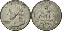 Us Coins - Coin, United States, Washington Quarter, Quarter, 1994, U.S. Mint, Philadelphia