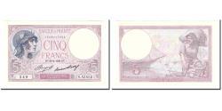 World Coins - France, 5 Francs, Violet, 1933, 1933-02-23, UNC(65-70), Fayette:3.17, KM:72e