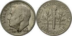 Us Coins - Coin, United States, Roosevelt Dime, Dime, 1968, U.S. Mint, Denver,