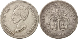 World Coins - Bolivia, 8 Soles, 1849, , Silver, KM:109
