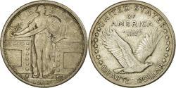 Ancient Coins - Coin, United States, Standing Liberty Quarter, Quarter, 1917, U.S. Mint