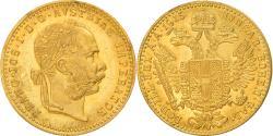 World Coins - Coin, Austria, Franz Joseph I, Ducat, 1915, Official restrike, , Gold
