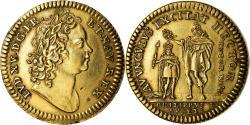 World Coins - France, Token, Royal, Philippe d'Orléans régent, Louis XV, , Brass