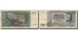 World Coins - Banknote, Austria, 100 Schilling, 1954-01-02, KM:133a, VF(20-25)