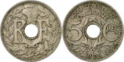 World Coins - Coin, France, Lindauer, 5 Centimes, 1925, , Copper-nickel, KM:875