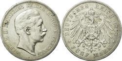 World Coins - Coin, German States, PRUSSIA, Wilhelm II, 5 Mark, 1902, Berlin, VF(30-35)