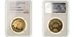 World Coins - Coin, Egypt, 5 Pounds, 1980, NGC, PF68 ULTRA CAMEO, Gold, KM:517, graded