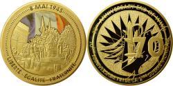 Us Coins - France, Medal, Défilé de la Victoire du 8 Mai 1945, Champs Elysées, MS(64)