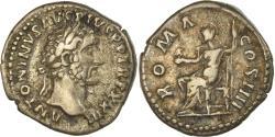 Ancient Coins - Coin, Antoninus Pius, Denarius, 160, Rome, , Silver, RIC:303