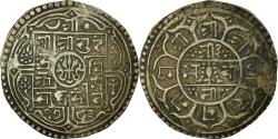 Ancient Coins - Coin, Nepal, SHAH DYNASTY, Surendra Vikrama, Mohar, 1867 (1789 SE),