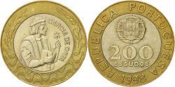 World Coins - Coin, Portugal, 200 Escudos, 1998, , Bi-Metallic, KM:655