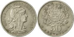 World Coins - Portugal, 50 Centavos, 1967, , Copper-nickel, KM:577