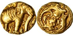 World Coins - Coin, India, Pagoda, 12th-14th century, , Gold, Friedberg:288