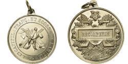 World Coins - France, Medal, Masonic, Loge Française et Ecossaise de l'Amitié, Récompense