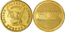 Us Coins - Coin, United States, Assay, California, San Francisco, $20, Double Eagle, 1853