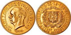 World Coins - Coin, Dominican Republic, 30 Pesos, 1955, , Gold, KM:24
