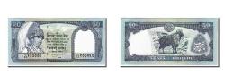 World Coins - Nepal, 50 Rupees, 2002, KM #48b, UNC(65-70)