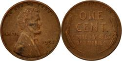Us Coins - Coin, United States, Lincoln Cent, Cent, 1952, U.S. Mint, Denver,