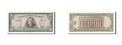 World Coins - Chile, 50 Escudos, 1962-1975, Undated, KM:140b, AU(55-58)