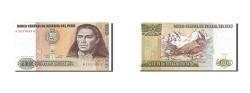World Coins - Peru, 500 Intis, 1987, KM #134b, 1987-06-26, UNC(63), A 3531895 Q