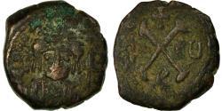 Ancient Coins - Coin, Maurice Tiberius, Decanummium, 587-588, Antioch, , Copper