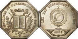 World Coins - France, Token, Notaires de l'Arrondissement de Lyon, 1839, Durand,