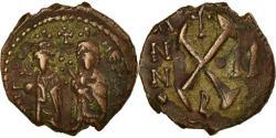 Ancient Coins - Coin, Phocas, Decanummium, 603-604, Antioch, , Copper, Sear:675