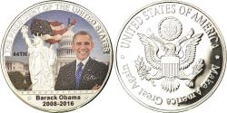 Us Coins - United States of America, Medal, Les Présidents des Etats-Unis, Barack Obama