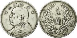 World Coins - Coin, CHINA, REPUBLIC OF, Dollar, Yuan, 1914, , Silver, KM:329