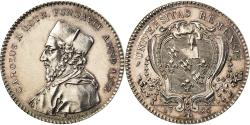 World Coins - France, Jeton, 1547, Refrappe, , Silver, Feuardent:7944