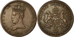 World Coins - Coin, Haiti, 6-1/4 Centimes, 1850, , Copper, KM:38