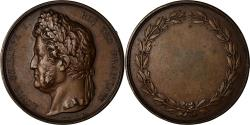 World Coins - France, Medal, Louis-Philippe Ier, History, Depaulis, , Copper