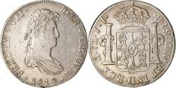 World Coins - Coin, Mexico, Ferdinand VII, 8 Reales, 1819, Mexico City, , Silver