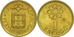 World Coins - Coin, Portugal, Escudo, 1999, , Nickel-brass, KM:631