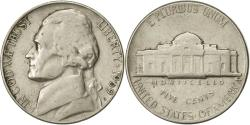 Us Coins - United States, Jefferson Nickel, 5 Cents, 1969, U.S. Mint, Denver,