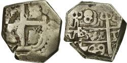 World Coins - Coin, Bolivia, Ferdinand VI, 8 Reales, 1749, Potosi, COB, , Silver