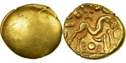Ancient Coins - Coin, Ambiani, Stater with two S, , Gold, Delestrée:242