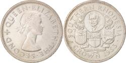 World Coins - Coin, Southern Rhodesia, Elizabeth II, Crown, 1953, , Silver, KM:27