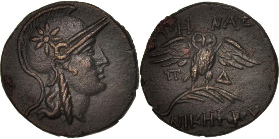 Ancient Coins - Mysia, Pergamon, Bronze AE17, , Bronze, SNG Cop:383-92