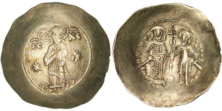 Ancient Coins - Manuel I Comnenus 1143-1180, Aspron trachy, Constantinople, ,...
