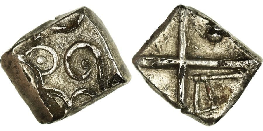 Ancient Coins - Coin, Cadurci, Drachm, Fourrée, , Silver, Latour:3263 var.