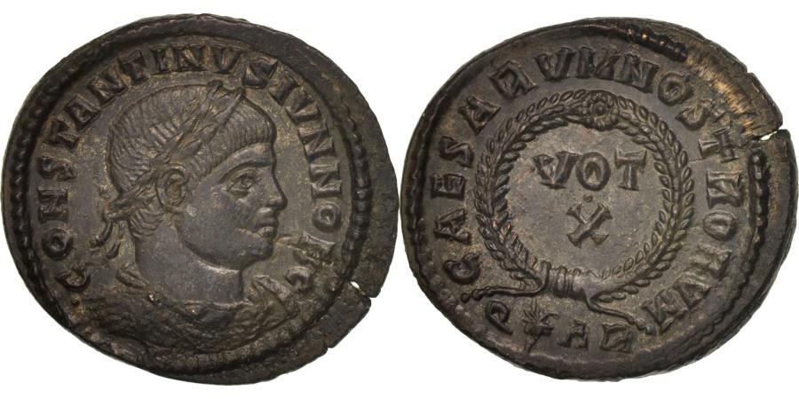 Ancient Coins - Constantine II, Follis, Arles, , Bronze, RIC:261