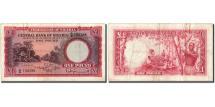 Nigeria, 1 Pound, 1958, KM:4a, 1958-09-15, EF(40-45)